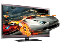 TV LG Cinema 3D LW5700