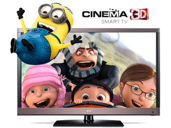 TV LG Cinema 3D Smart TV