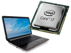 Notebook i7