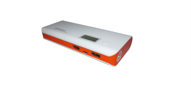 Carregador portátil Power Bank Pineng