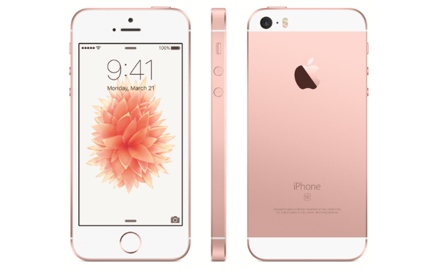 iPhone SE tem design igual ao do iPhone 5s