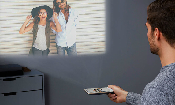 Moto Snap Instant-Share Projector