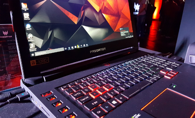Notebook Acer Predator 17X