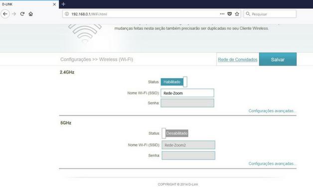Como Mudar a Senha do WiFi 5