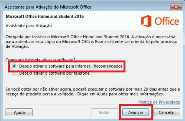 pacote office gratis para windows 7