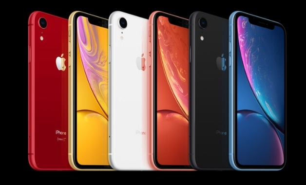 iPhone XR cores