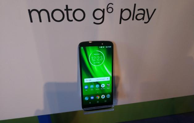 237f22c577 Lançamento Moto G6  confira tudo sobre a nova linha Moto G