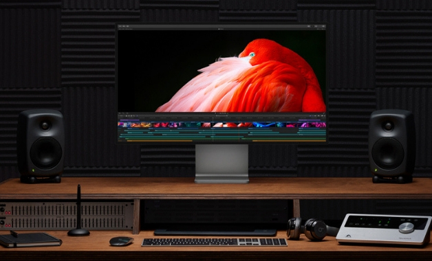 detalhes do monitor XDR Display