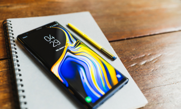Galaxy Note 9 Caneta S Pen