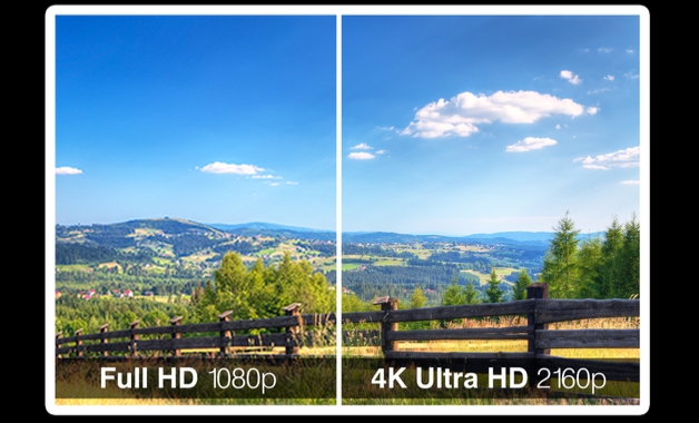 Smart TV Full HD e 4K