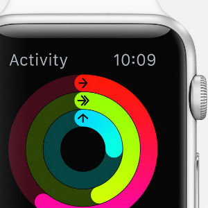 Apple Watch circulos