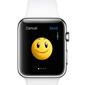 Apple Watch emoji
