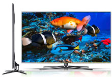 TV Samsung Smart TV 55D7000