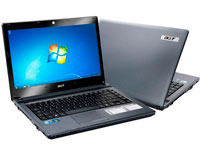 Notebook Acer AS4739