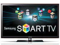 TV Samsung Smart TV 32D5500