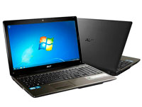Notebook Acer AS5750-6464