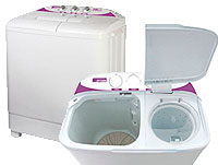 Tanquinho Praxis Twin Tub
