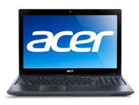 Notebook Acer AS5750