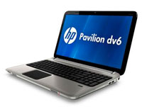 Notebook HP Pavilion DV6