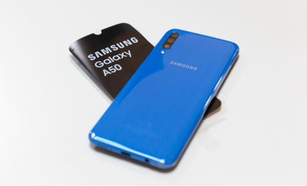 Motorola One Vision vs Galaxy A50