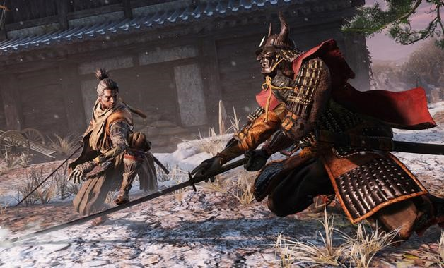 Sekiro: Shadows Die Twice, da From Software. (Foto: Divulgação/Activision)