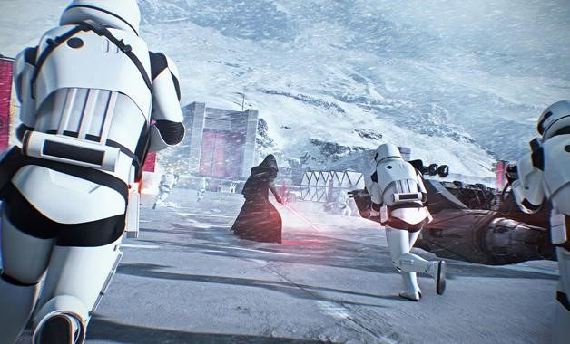 Star Wars Battlefront 2, da Electronic Arts. (Foto: Divulgação/Electronic Arts)