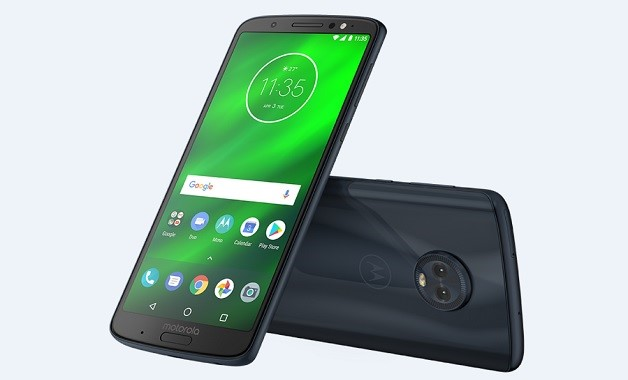 Xiaomi Mi 8 Lite vs Moto G6 Plus