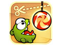 Aplicativo para se divertir - Cut the Rope